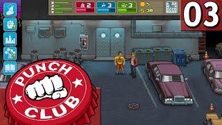 Punch Club #3 SKILLS unnd ZWIELICHT Box WiSim Retro Style