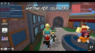 roblox murder mistry 2 with my bff maddy