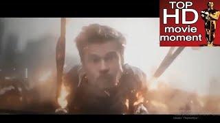 ДЕДПУЛ 2 - Камео Брэда Пита -Дедпул 2(2018) момент из фильма