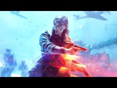 Battlefield 5 Reveal Trailer with BF1 Trailer music