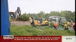 Le lycée des travaux publics de Bruay La Buissière