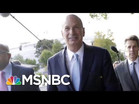 'I Barely Knew The Guy': President Donald Trump Brings Back Familiar Refrain | Deadline | MSNBC