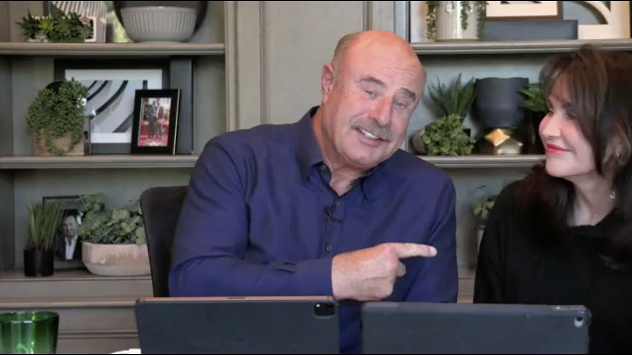 Dr. Phil and Robin FB Live 10/29/20