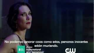 "Supernatural 8x03 Sub Español ""Heartache"" PROMO HD"