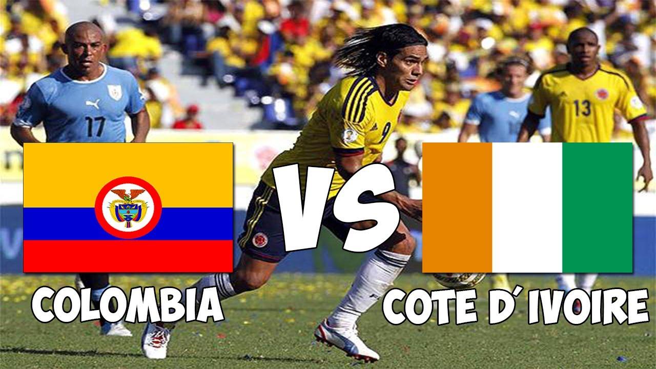 Итога д ивуар прогноз матча 2018 колумбия-кот 19 июня