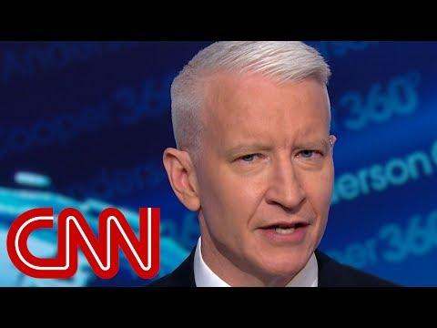 Anderson Cooper: White House gaslighting over Rob Porter