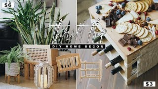 DIY Thrifted Home Decor + GIVEAWAY!!