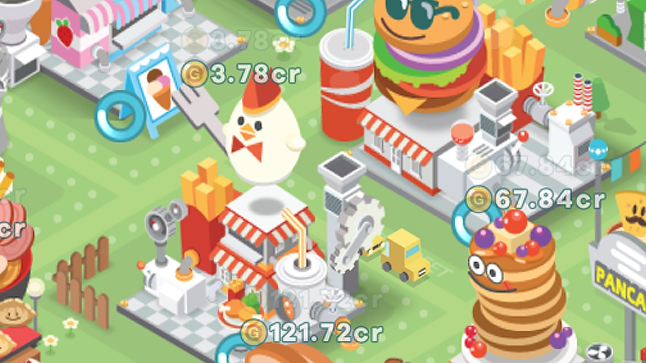 foodpia - android gameplay