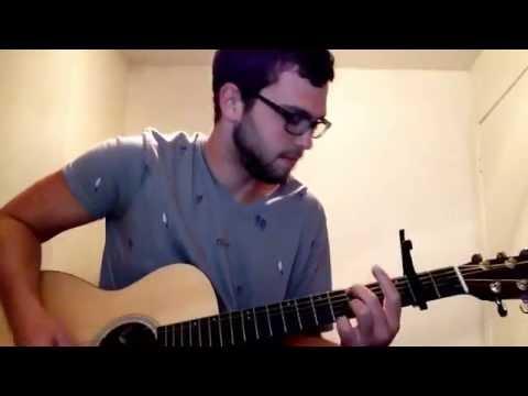 """Trevor Garrard  """"Sunshine and Whiskey"""" Frankie Ballard Acoustic Cover"""
