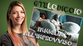 #TeLoDicoIo: Omar Sy fa il papà in Famiglia all'Improvviso