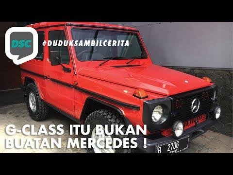 Duduk Sambil Cerita: G-Class Itu Bukan Buatan Mercedes - Episode 12
