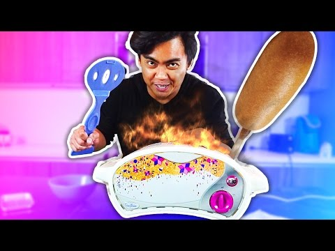 Thumbnail: THE MAGICAL EASY BAKE OVEN!