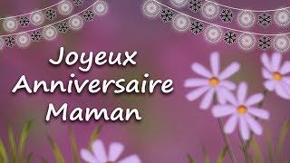 Poeme Joyeux Anniversaire Maman Fermons Les Abattoirs Mtl