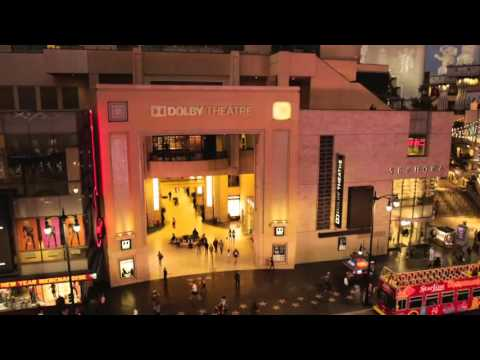Dolby Theatre Oscars 2016 (B-roll)