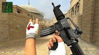 Counter Strike Source gameplay online en español. 🐀