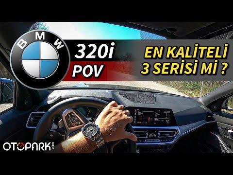 BMW 320i M Sport | POV Test | Otopark.com