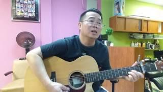 Hợp âm bài : MỘT MÌNH. Thanh Tùng. Guitar Ns Tien Nguyen