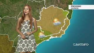 Previsão Sudeste - Sol forte e calor na região