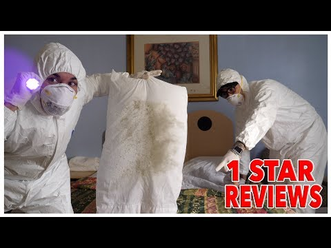 Staying At The WORST Reviewed Hotel In San Francisco (1 STAR)
