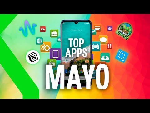 TOP 7 APPS GRATIS | Las Mejores Aplicaciones De Mayo ¡muy ÚTILES!