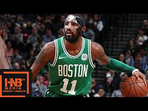 Thumbnail: Boston Celtics vs Brooklyn Nets Full Game Highlights / Week 5 / 2017 NBA Season