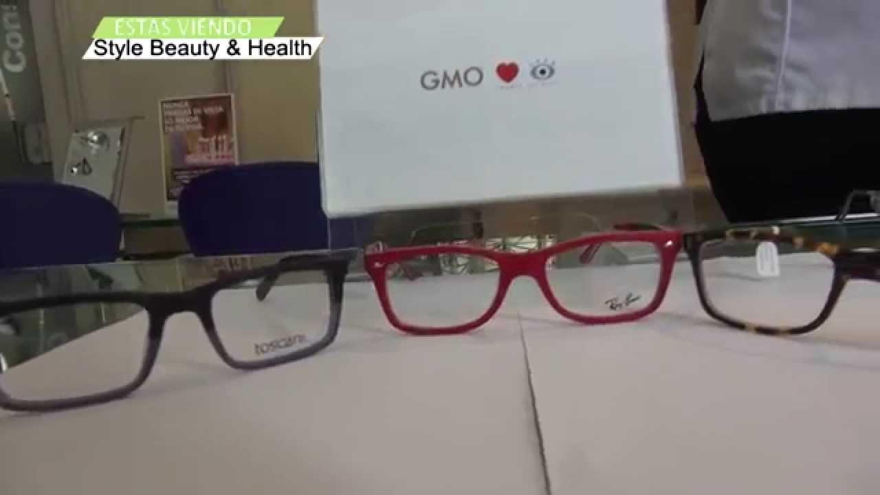 Cómo elegir tus anteojos de acuerdo al tipo de rostro - YouTube