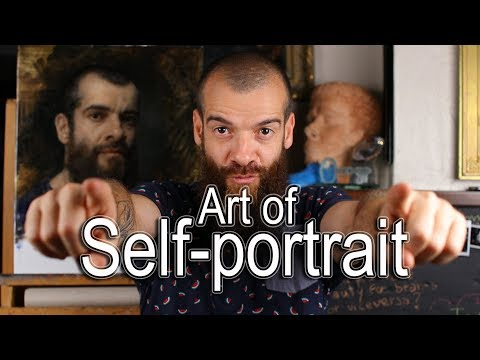 The Art of Selfportrait. Cesar Santos vlog 024