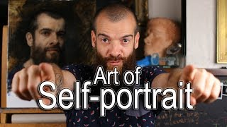 The Art of Self-portrait. Cesar Santos vlog 024