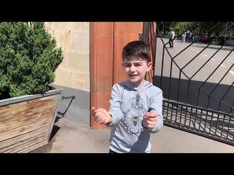 Влог из Армении №4. Grand Candy. Yerevan Zoo.