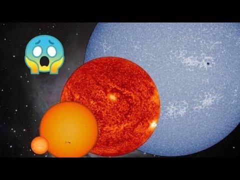 UNIVERSE SIZE COMPARISON || #UNIVERSE
