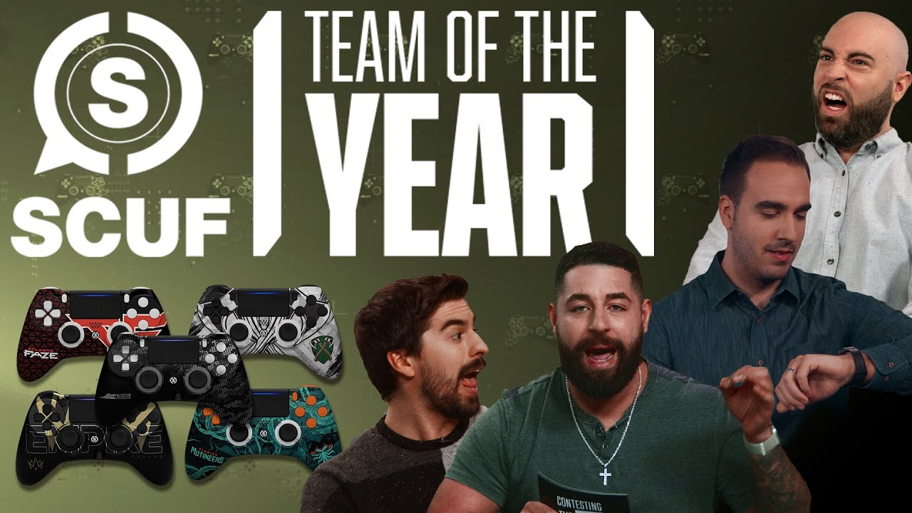 Arcitys? Simp? Octane? Who Are YOU Picking?! | SCUF Team of the Year — Talent Picks