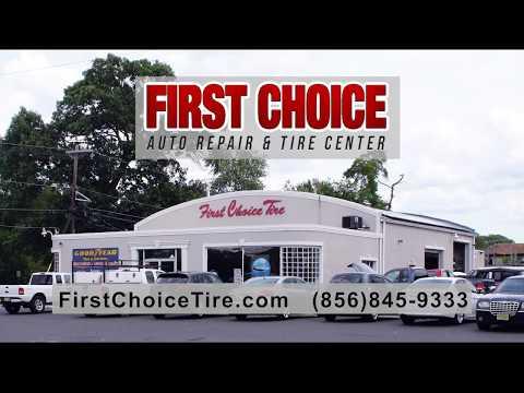 First Choice Auto Repair & Tire Center :: Woodbury NJ Tires