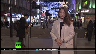 Бетонные заграждения и сотрудники спецслужб на улицах — Лондон готовится к Рождеству