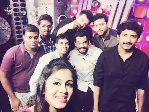 Radaan Stars Slam   Hiphop Tamizha Adhi about BG score   Thani Oruvan Special