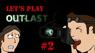 Let's Play Outlast – Part 2: Maybe You Can Reverse Santa Claus