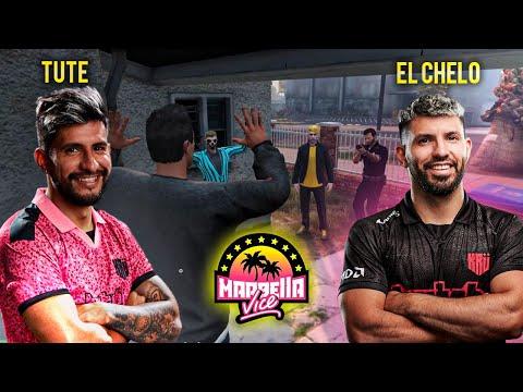 """MARBELLA VICE #1 - COMIENZA LA AVENTURA DE """"EL CHELO"""" Y """"TUTE"""""""