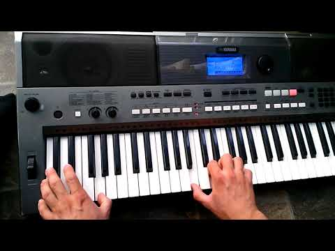 YAMAHA PSR e443 (demonstration of factory sounds and styles) part 2