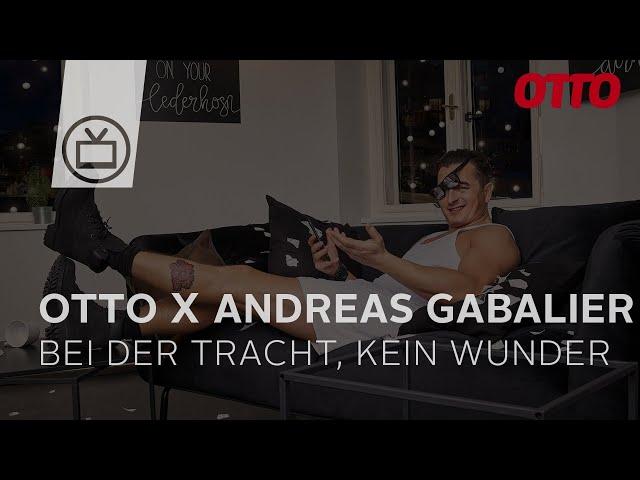 Bei der Trocht, ka Wunder - Andreas Gabalier Kollektion | OTTO Österreich TV-Spot