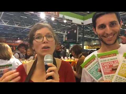 FB LIVE SALON CHOCOLAT17 - Présentation des nouvelles recettes de chocolats équitables et bio