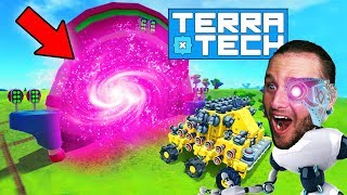 GRUSSELL'S RACE AGAINST TIME!! - TerraTech #8