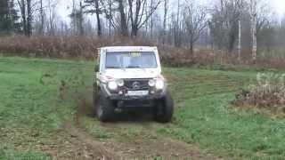 Сельский Дрифт/Countryside Drift 2. Mercedes G-class W460