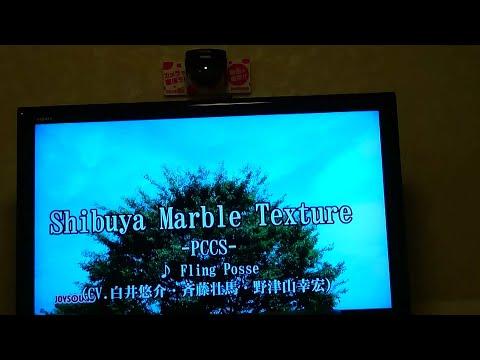 【カラオケ】 ヒプノシスマイク Shibuya Marble Texture (PCCS) / Fling Posse 【歌ってみた】