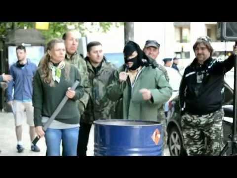 A comunidade rusófona criou a Republica Novarússa de Lisboa