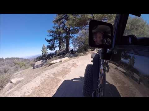 6S13   Thomas Mountain - San Bernardino National Forest