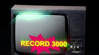 Реклама старого телевизора (Record 3000 vers)