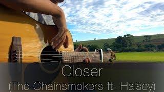 Baixar (The Chainsmokers ft. Halsey) Closer - Rodrigo Yukio (Fingerstyle Guitar Cover)(With Tabs)