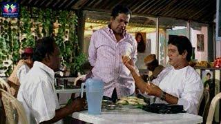 Brahmanandam And A.V.S Super Comedy Scene Kaasi Movie    Telugu Comedy Scenes    TFC Comedy