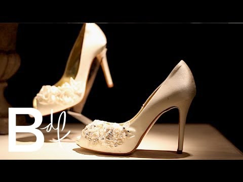 64ccdfb92020 How to Choose The Perfect Wedding Shoes! - YouTube