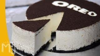 Cheesecake De Oreo (sin Hornear) | Las Recetas De Mj