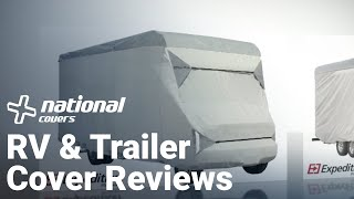 RV Cover Reviews, Expedition RV Covers and Travel Trailer Covers Manufactured by Eevelle